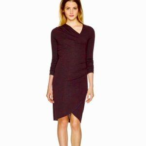 WILFRED FREE 'Klum' Faux Wrap Dress